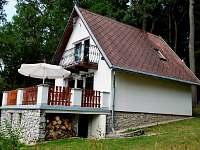 Chata k pronajmutí - zimní dovolená Horní Planá