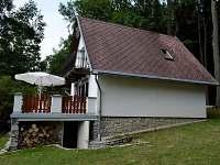 Chata Lipno - chata k pronájmu - 3 Horní Planá