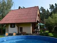 Levné ubytování Koupaliště Tábor Chata k pronajmutí - Planá nad Lužnicí