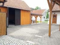 stodola - pronájem chalupy Petříkov