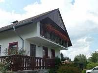 Chalupa ubytování v obci Krnín