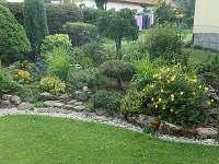 zahrada - chalupa k pronájmu Klení