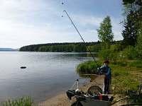 ideální rybaření
