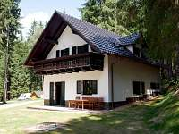 ubytování Skiareál Lipno - Kramolín na chatě k pronájmu - Lojzovy Paseky