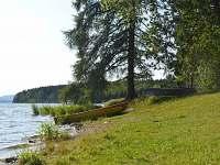 koupání 190m od vody - chata k pronájmu Lojzovy Paseky