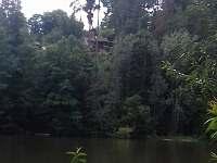 Pohled z řeky - Neznašov