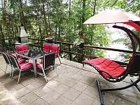 Terasa - chata ubytování Malý Ratmírov