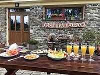 ubytování Lipno nad Vltavou Chata k pronájmu