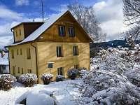 ubytování Skiareál Lipno - Kramolín na chatě k pronájmu - Lipno nad Vltavou