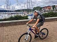 Desítky kilometrů cyklostezek - Lipno nad Vltavou