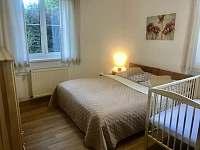 dětská postýlka na žádost k dispozici - chata k pronajmutí Lipno nad Vltavou
