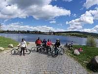 Oblíbené výlety na kolech - Lipno nad Vltavou