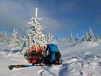 Půjčíme Vám sněžnice - Lipno nad Vltavou