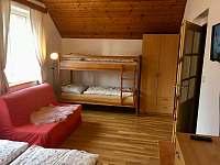 Rodinný pokoj 4-lůžkový - Lipno nad Vltavou