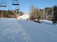 Skiareál Lipno -