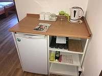 Vybrané pokoje mají vlastní kuchyňku - Lipno nad Vltavou