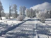 Zima je u nás krásná - Lipno nad Vltavou