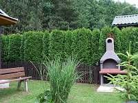 Chata u Lužnice - osada u jezu - chata k pronájmu - 10 Dobronice u Bechyně