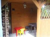 Chata u Lužnice - osada u jezu - pronájem chaty - 18 Dobronice u Bechyně