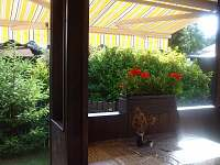 Chata u Lužnice - osada u jezu - chata ubytování Dobronice u Bechyně - 9
