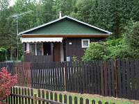 Chata k pronajmutí - okolí Dudova