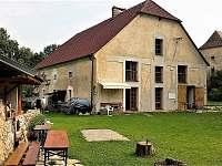Levné ubytování Pískovna Karvánky Penzion na horách - Val - Hamr nad Nežárkou