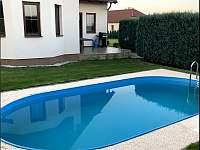 Chalupa s bazénem Holubovská Bašta - k pronajmutí