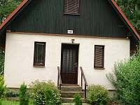 Chata u rybníka Dvořiště - ubytování Smržov