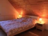 Středně velký pokoj také pro 2 osoby - chata k pronajmutí Soběslav - Švadlačky