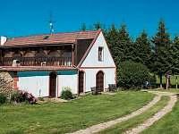 ubytování  na chalupě k pronajmutí - Horní Stropnice