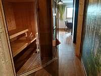 Finská sauna jen pro Vás - apartmán k pronájmu Jaronice