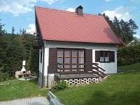 Chata k pronajmutí - dovolená Rybník Labuť rekreace Voltýřov