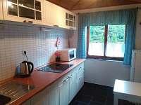 Chata Podskalí - kuchyně