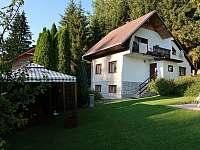 Chata k pronájmu - Loučovice Jižní Čechy