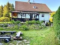 dům s terasou - chalupa k pronájmu Lipno nad Vltavou - Slupečná