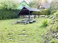 ohniště s dětskou pergolou - Lipno nad Vltavou - Slupečná