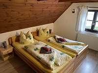 pokoje v prvním patře - Lipno nad Vltavou - Slupečná