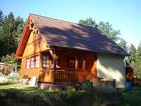 Chata k pronajmutí - Stráž nad Nežárkou Jižní Čechy