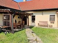 Chalupa k pronájmu - Mníšek Jižní Čechy