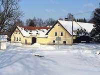 Apartmán na horách - Kunějov