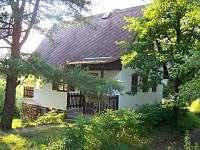 Chata Bežerovice - ubytování Bežerovice u Bechyně
