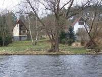 Chaty Bežerovice - ubytování Bežerovice u Bechyně