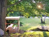 Chata u Lužnice - chata k pronájmu - 10 Bežerovice u Bechyně