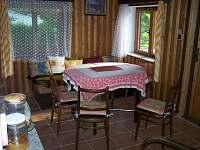 Bežerovice u Bechyně - chata k pronájmu - 11