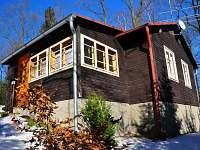 Chata ubytování v Malém Ratmírově
