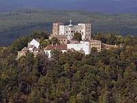hrad Buchlov - chata k pronájmu Roštín