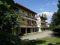 Apartmán na horách - Oslnovice