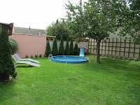 Zahrada bazén