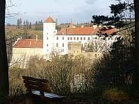 hrad Bítov - asi 25 km - Jackov