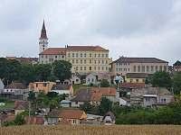 Jemnice, královské město vzdálená 15 km-celkový pohled - Jackov